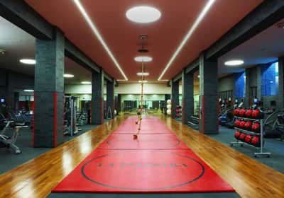 <strong>La Palestra Center for Preventative Medicine, New York City</strong><br>