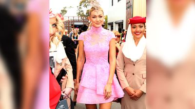 American model and TV personality Gigi Hadid. (Getty Images)