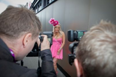Brynne's revealing, colourful and fun style means she's a favourite for paparazzi come event time. She never fails to disappoint, with often unusual outfits (and accessories) catching the attention of all – and looking fabulous in pictures.
