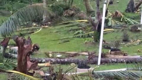 There are no reports of deaths but there are believed to be many people injured (TVNZ).