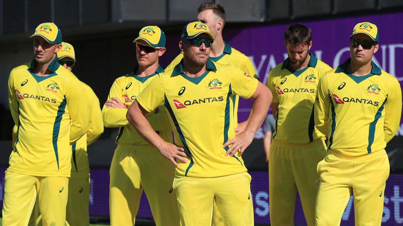 Australia suffers series whitewash after losing to England again in final ODI