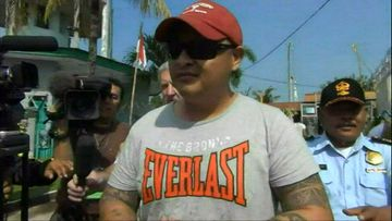 Andrew Chan was executed in Indonesia overnight. (9NEWS)