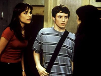 As the only real smart, observant and proactive character in Robert Rodriguez's <em>The Faculty </em>(1988), saving the world from psychotic body-snatching aliens certainly prepared former child star Elijah Wood for his tenure as Middle Earth's ultimate guardian in Peter Jackson's <i>Lord of the Rings</i> trilogy (2001-2003).
