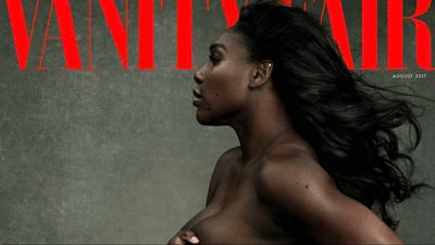Serena Williams poses nude on Vanity Fair, talks surprise pregnancy: See the photos!