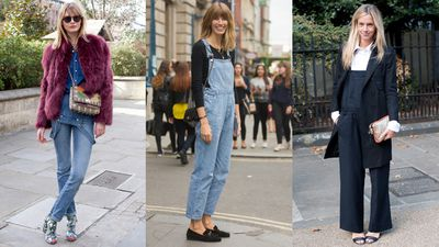 <p>Don't just reach for jeans this season; overalls are the wardrobe saviour you've been waiting for. Layer up for warmth or team them with a tailored blazer and statement boots for a more polished look. Honey has rounded up 12 styles you can wear all winter without having to endure a single farmer quip.</p>
