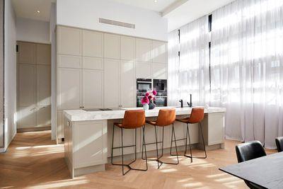 The Block 2018 Norm Jess Kitchen Penthouse