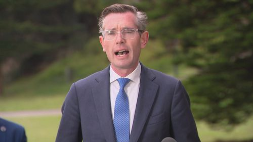 Hotel quarantine will be scrapped for fully-vaccinated return travellers and tourists entering New South Wales from November 1, Premier Dominic Perrottet has announced.