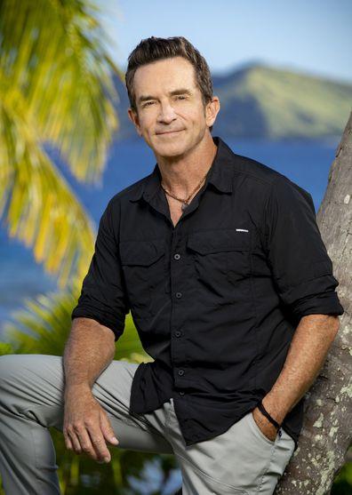 Jeff Probst, Survivor, host, island