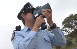 Thousands of drivers caught speeding in Australian capital