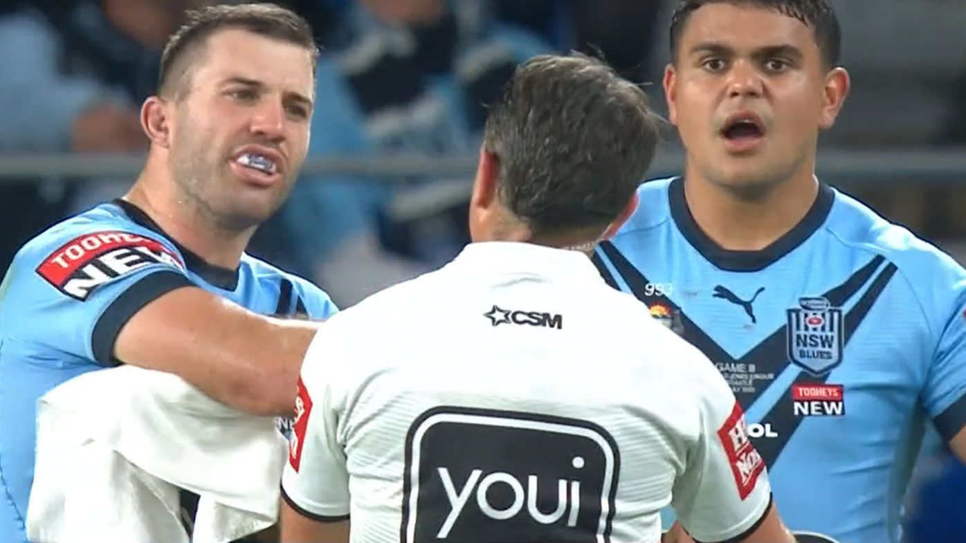 'Let the players decide': Six-again calls cruel tense opening to Origin Game Three
