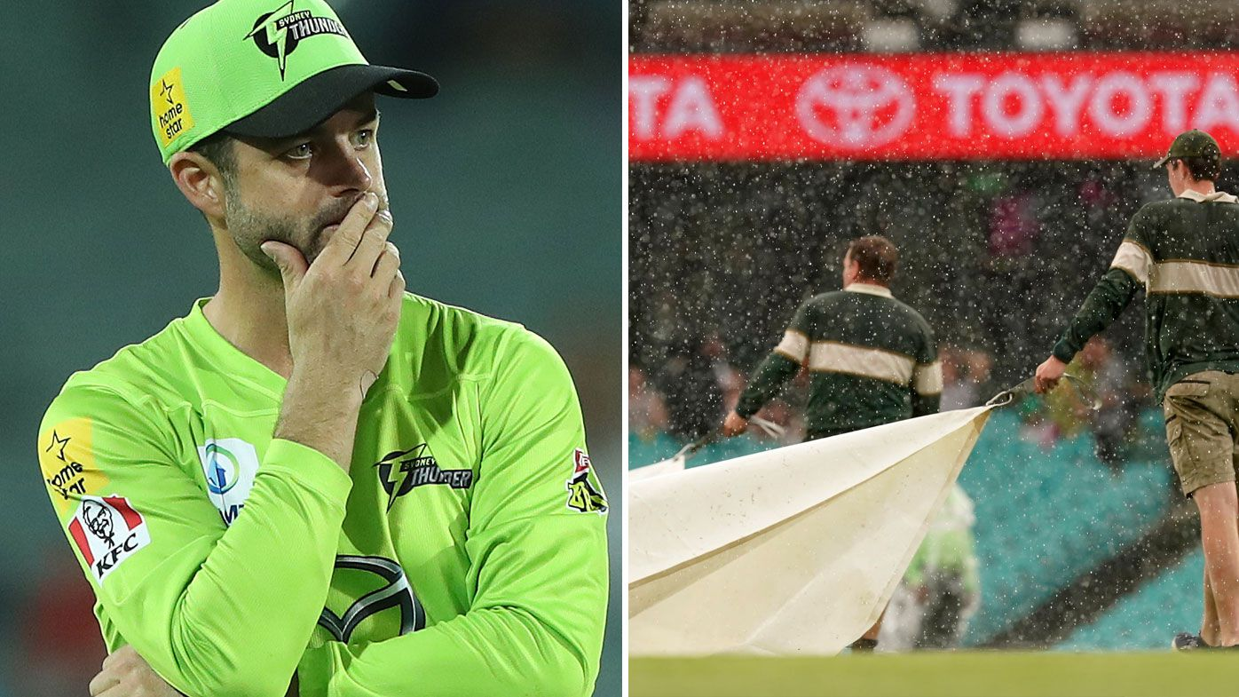 Rain likely to affect BBL final