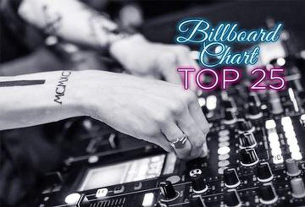 Billboard Chart: Top 25