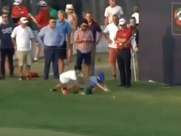 Kaymer loses ball to small thieves