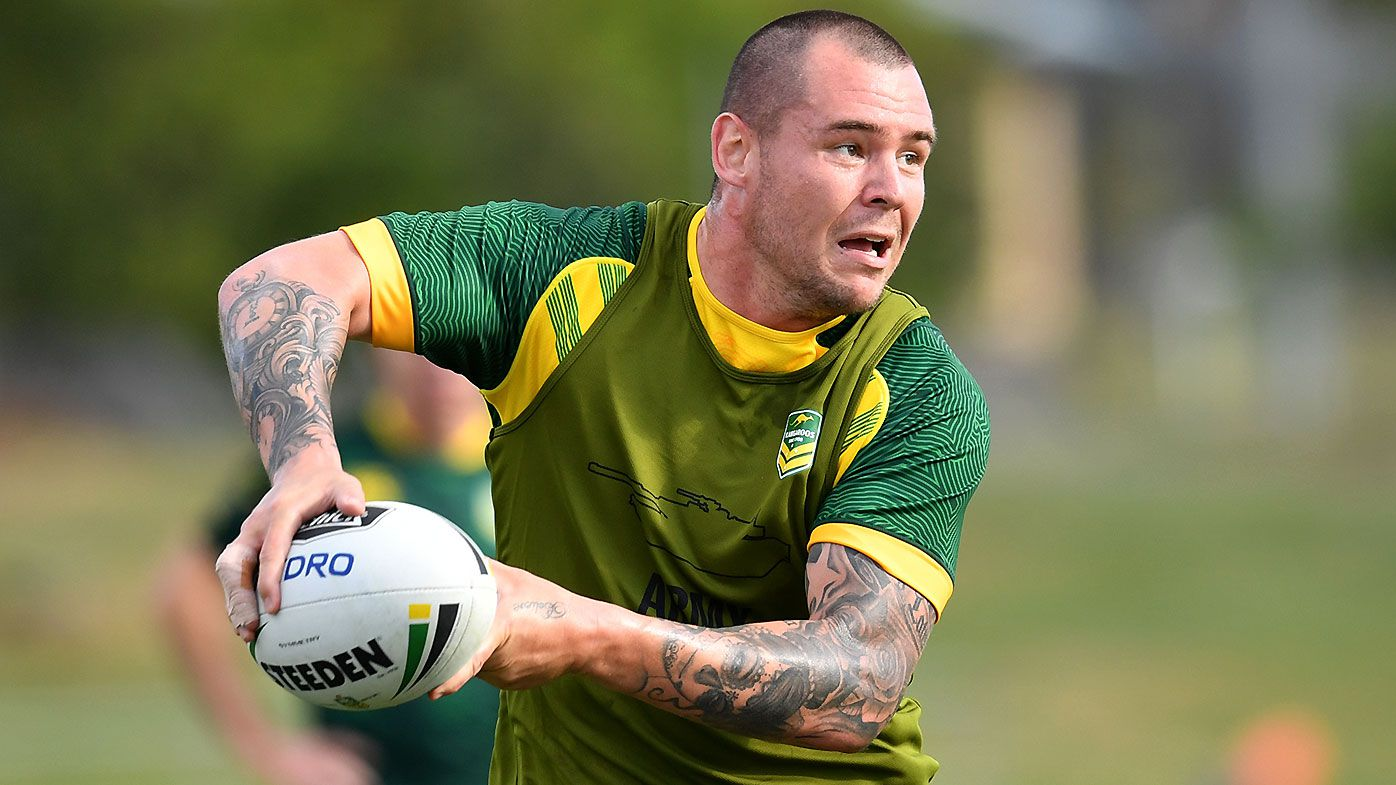 David Klemmer inks five-year deal with the Newcastle Knights