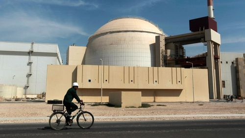 Iran's only nuclear power plant has undergone a temporary shutdown.