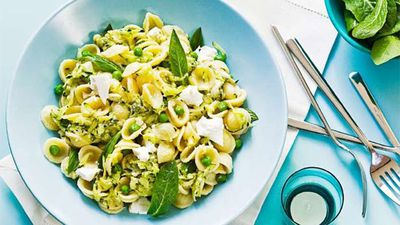 66 summer pasta recipes