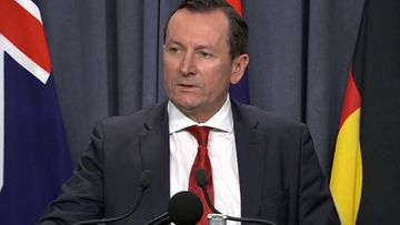 Mark McGowan.