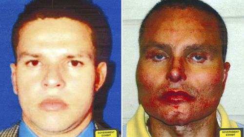Former Colombian kingpin Juan Carlos Ramirez Abadia is known for radically altering his face through plastic surgery to avoid authorities.