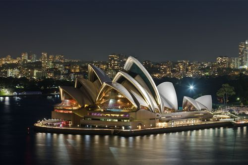 Can you imagine a Sydney without an opera house?