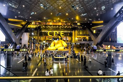 4. Hamad International Airport, Doha, Qatar