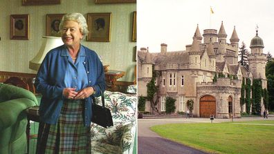 Queen Elizabeth hosts the royal family and friends for summer at Balmoral Castle