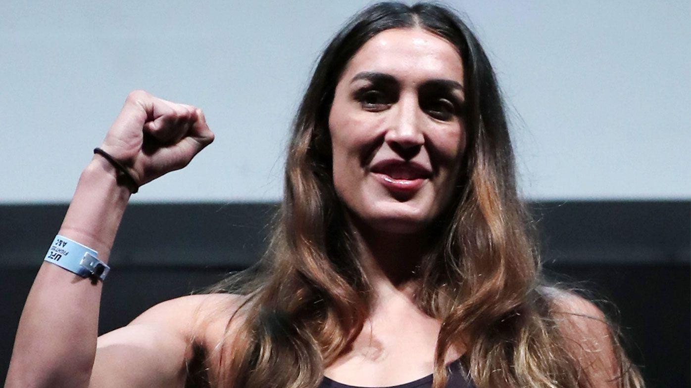 UFC photographer cops online backlash against 'sexist' remarks