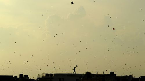 Kids among three killed by razor-sharp kite strings in India