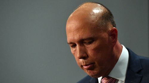 Mr Dutton has denied any personal connection to the case.