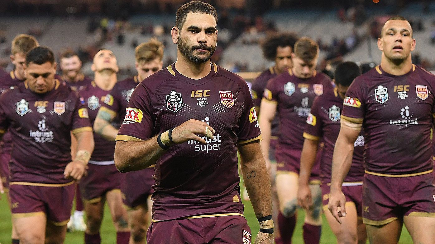 State of Origin: Queensland Maroons Player Ratings - Game 1