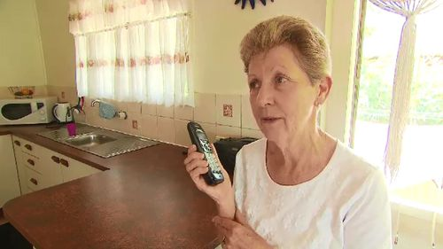 Pensioner Diane Woodward said she and her husband had been told to seek another provider.