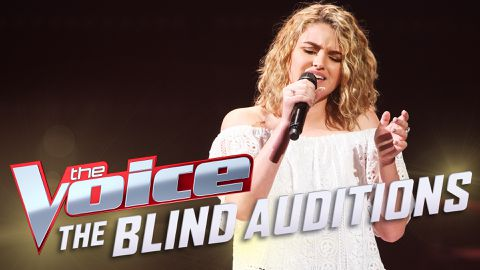 Image result for chloe kandetzki the voice