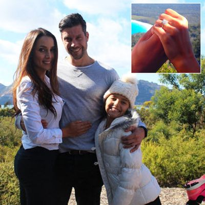 Winners: Sam Wood and Snezana Markoski, The Bachelor