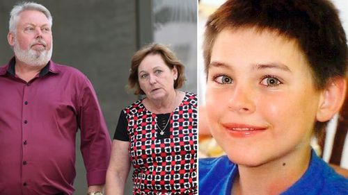 Daniel Morcombe's parents Bruce and Denise have also been invited to the Doorway of Hope.