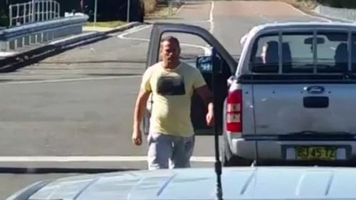 Man pleads not guilty to assaulting woman in road rage attack
