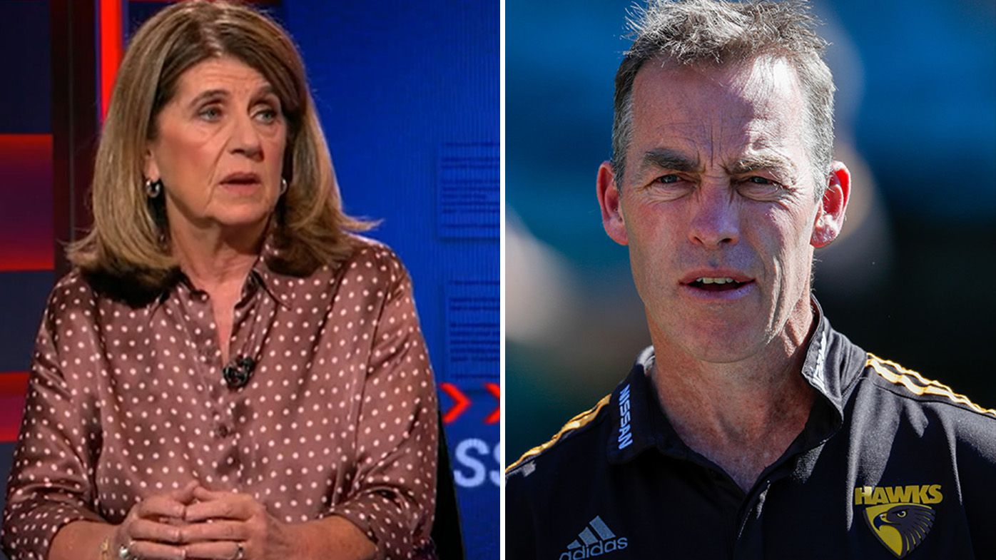 Caroline Wilson makes huge call that Alastair Clarkson will take over as Carlton's coach at end of 2022