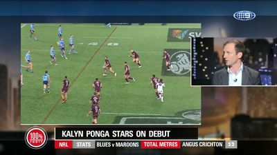 State of Origin: Darren Lockyer reveals Kalyn Ponga would not have been selected had Michael Morgan been fit