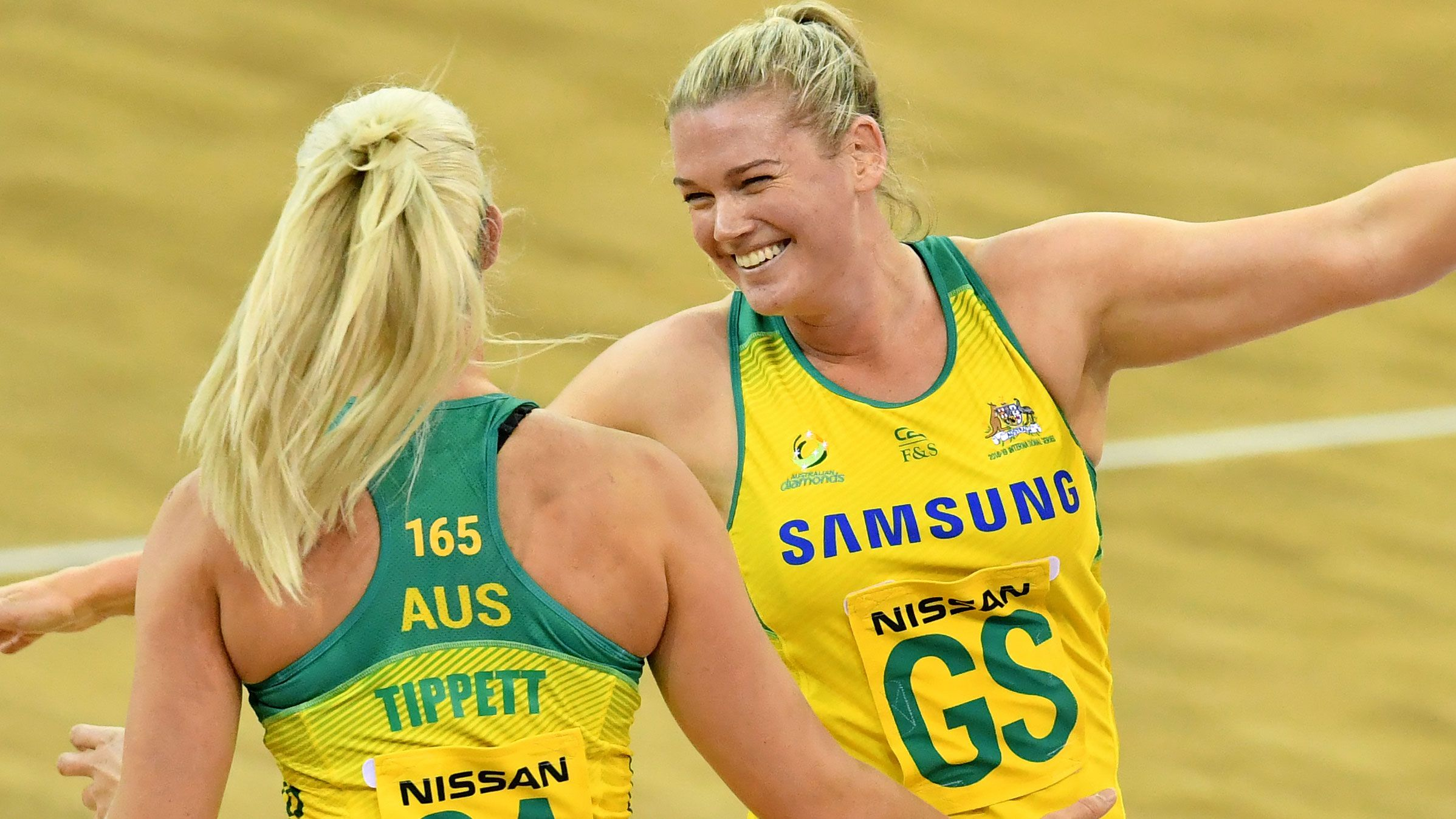 Diamonds score easy win over Silver Ferns to start Constellation Cup