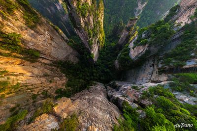 <strong>Zhangjiajie National Forest Park, China</strong>