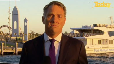 Richard Marles went on to lash Prime Minister Scott Morrison's response to the allegations as 'hopeless'.