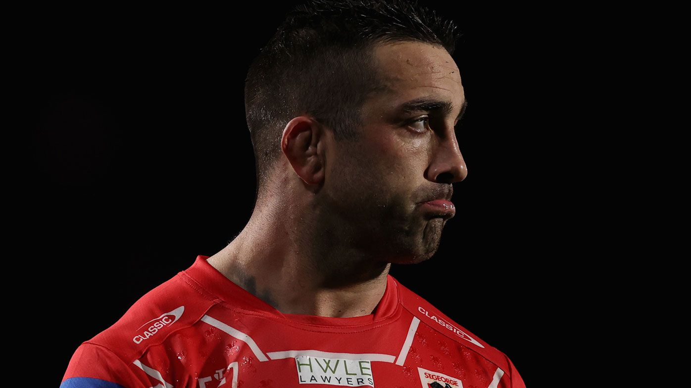 Dragons revellers specifically ignored club orders not to celebrate Warriors win, Vaughan 'may have played his last game at club'