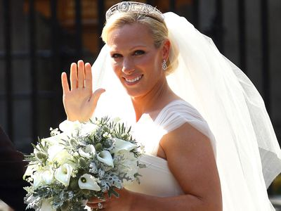 Zara Tindall: The Meander Tiara