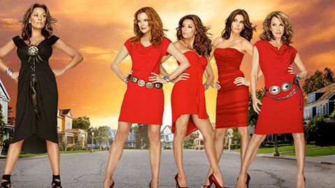 Desperate Housewives may end in 2012