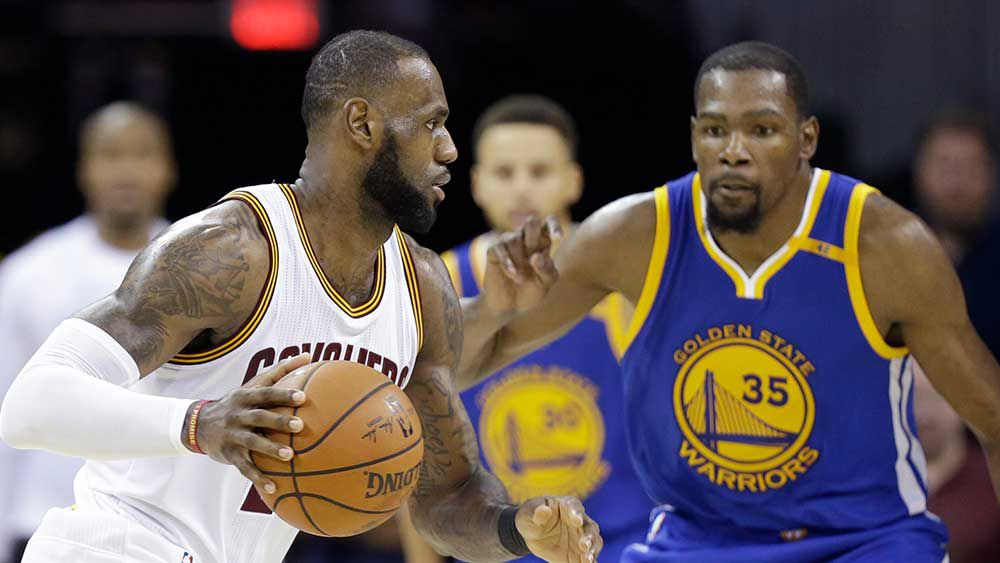 NBA: Sharp-shooting Cavaliers keep hopes alive in NBA Finals
