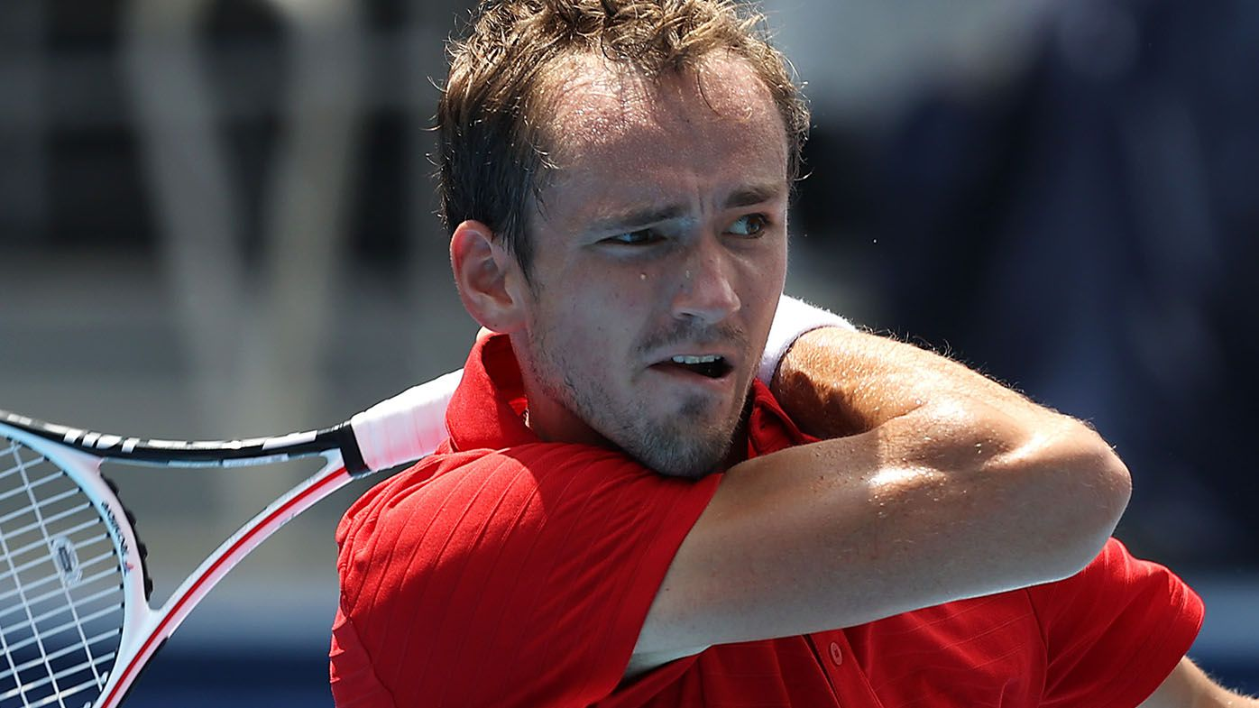 Tennis star blows up at Olympic 'cheater' claim