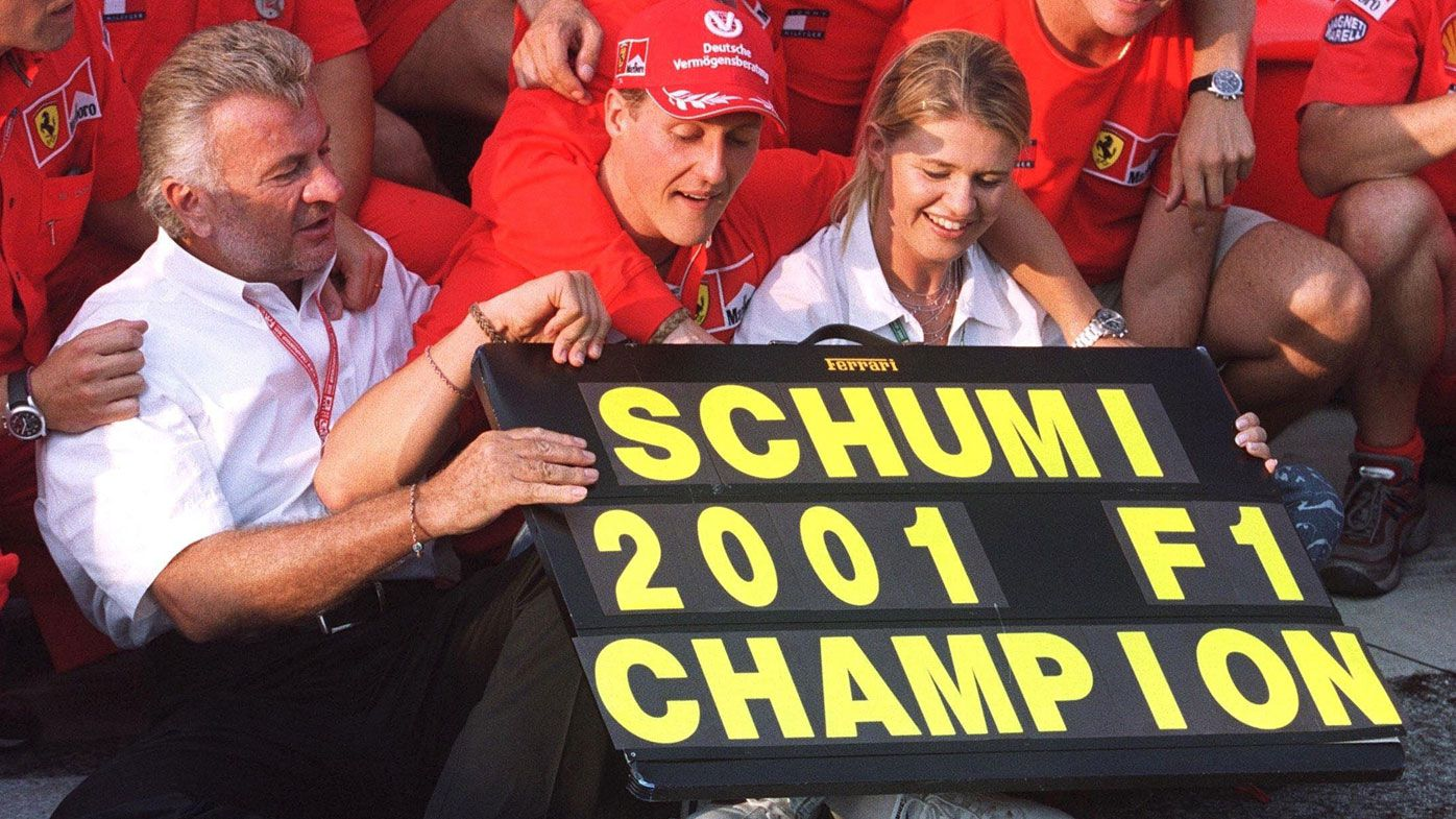 Ex-Schumacher manager's startling claim about F1 icon, shot at wife Corinna