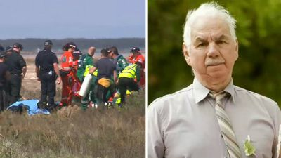 'Extremely lucky': Elderly man found 48 hours after going missing