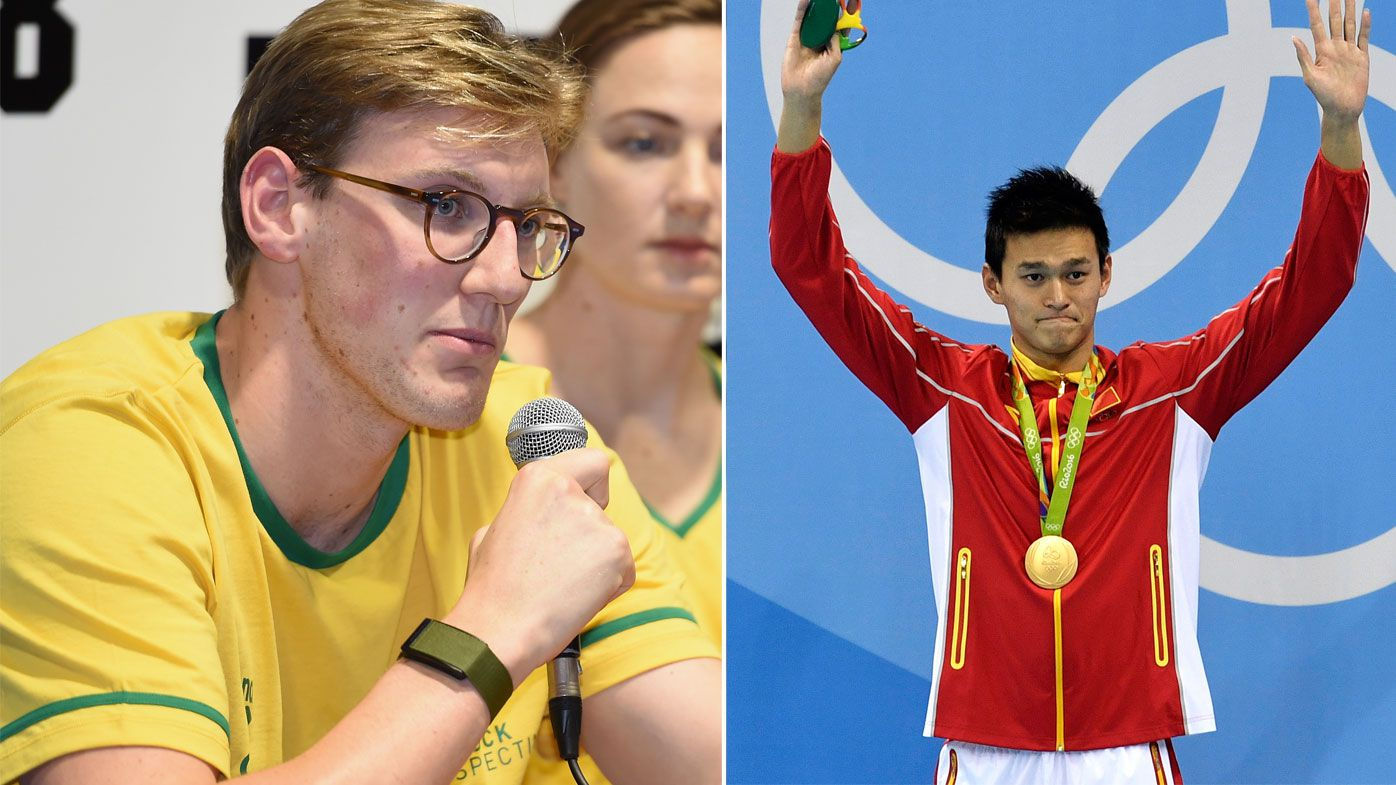 Fans all around the world rally behind Mack Horton following Sun Yang verdict