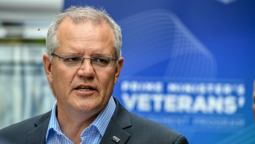 Prime Minister Scott Morrison now leads a minority government.
