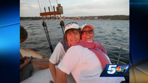 Lesbian couple sues town for trying to 'drive them out'