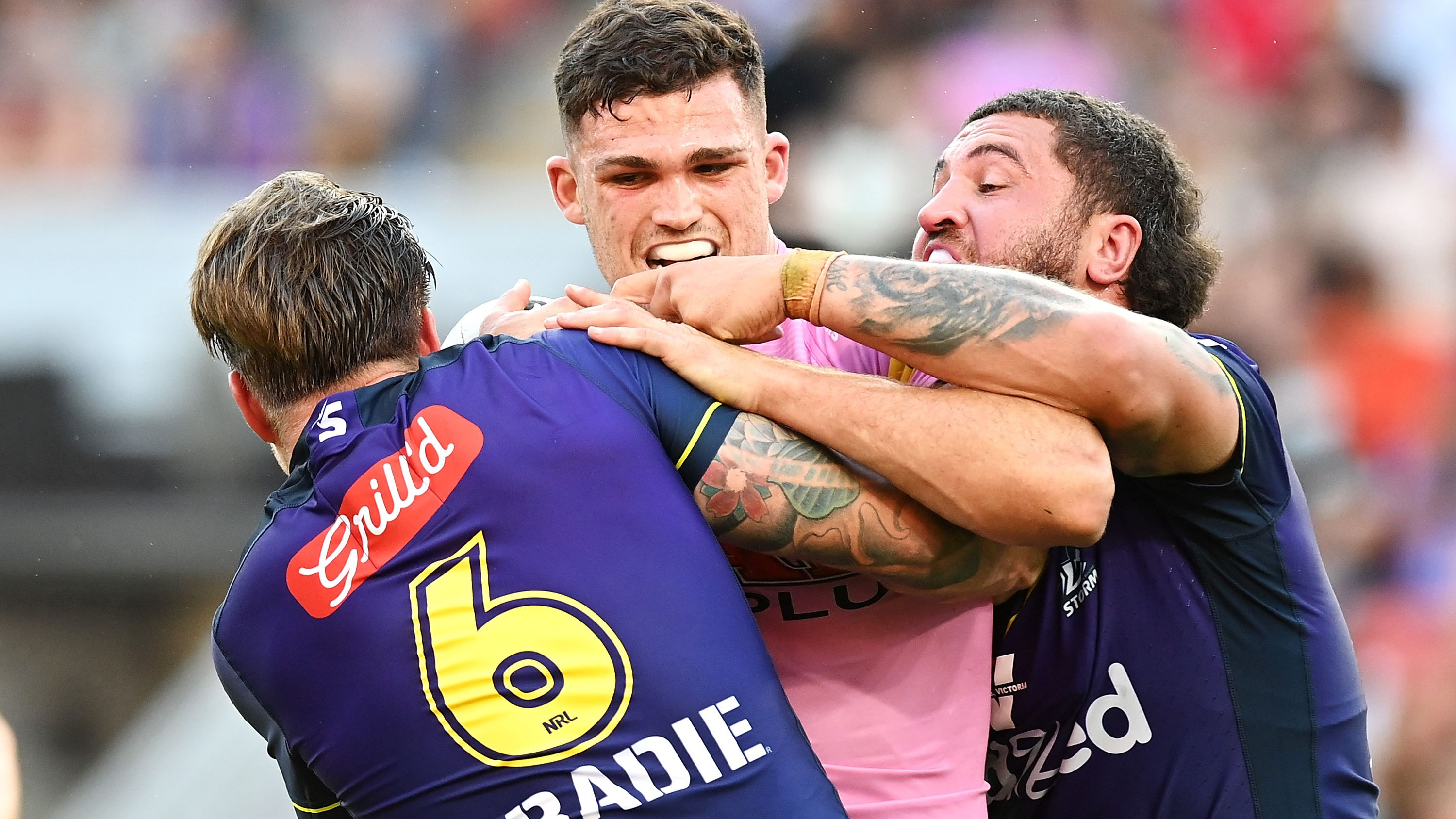 Penrith star Nathan Cleary free to play NRL grand final after escaping suspension